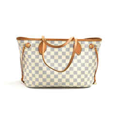 Louis Vuitton | Neverfull Pm, Damier Azur