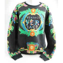 Versace Beverly Palm Print Sweatshirt