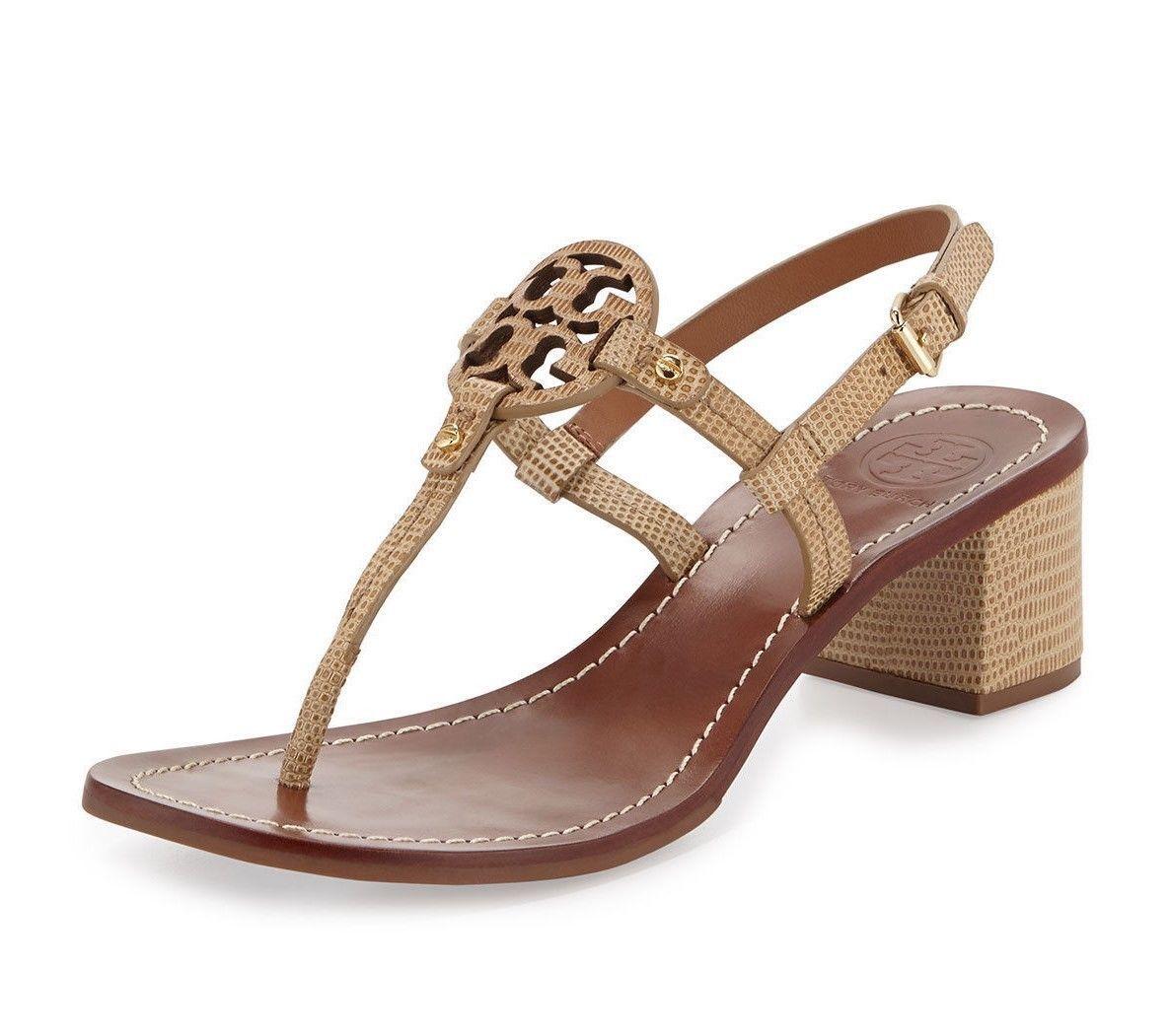 tory burch sandals mini miller