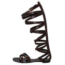 """Slave"" sandal"