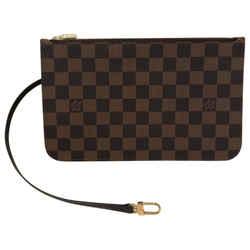 "Louis Vuitton Neverfull Clutch Pouch Wristlet 10""L x 0.02""W x 6""H"