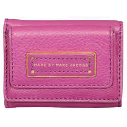 Marc By Marc Jacobs Too Hot To Handle Compact Trifold Wallet