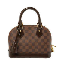 Louis Vuitton Damier Ebene Canvas Alma BB Bag