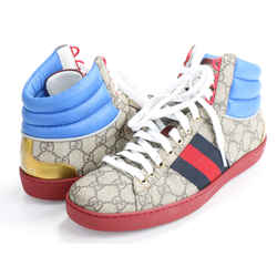 Gucci Ace GG High-Top Sneakers