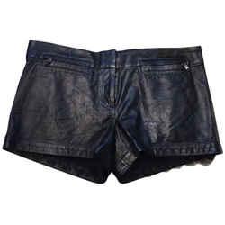 KAUFMANFRANCO Black Dress Shorts Size: 8 (M, 29, 30)