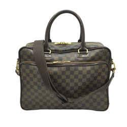 Brown Louis Vuitton Damier Ebene Icare Laptop Bag