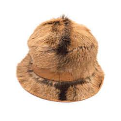 Tod's Goat Fur Bucket Hat