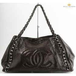 Chanel Modern Chain Caviar East West Shoulder Bag