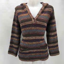 Missoni Purple Hoodie Sweater Small