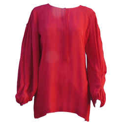 See By Chloe Tunic Blouse