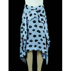 Proenza Schouler Printed Midi Skirt W/ Tags