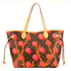 Louis Vuitton Multicolor Ramages W/pouch Neverfull Mm Bag