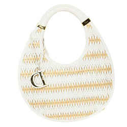 Dior Diorita Contrast Twist Medium Hobo