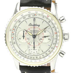Polished BREITLING Navitimer Montbrillant Automatic Mens Watch A30030.2 BF526904