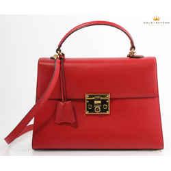 Gucci Gucci Padlock Top Handle Shoulder Bag 432674