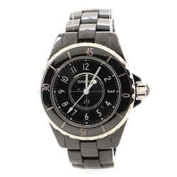 J12 Quartz Watch Ceramic and Stainless Steel 33