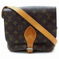 Louis Vuitton Monogram Cartouchiere MM Crossbody Cult Sierre 861161