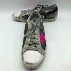 Golden Goose Grey Sneakers 11