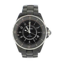 J12 Automatic Watch Ceramic and Stainless Steel 38