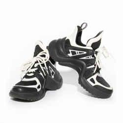 Louis Vuitton Archlight Black and White Sneaker