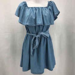 Rebecca Minkoff Blue Denim Dress XS