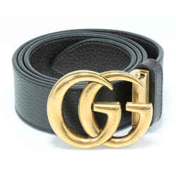 Gucci Reversible Belt with Double G Buckle