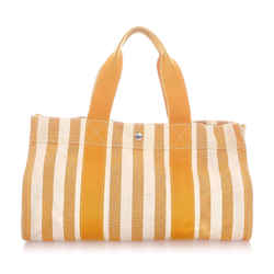 Yellow Hermes Cannes MM Bag