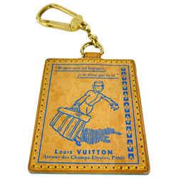 Louis Vuitton Ultra Rare Groom Bellboy Keychain Bag Charm Pendant 861946
