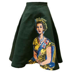 """My Pair Of Jeans - """"queen"""" Skirt"""