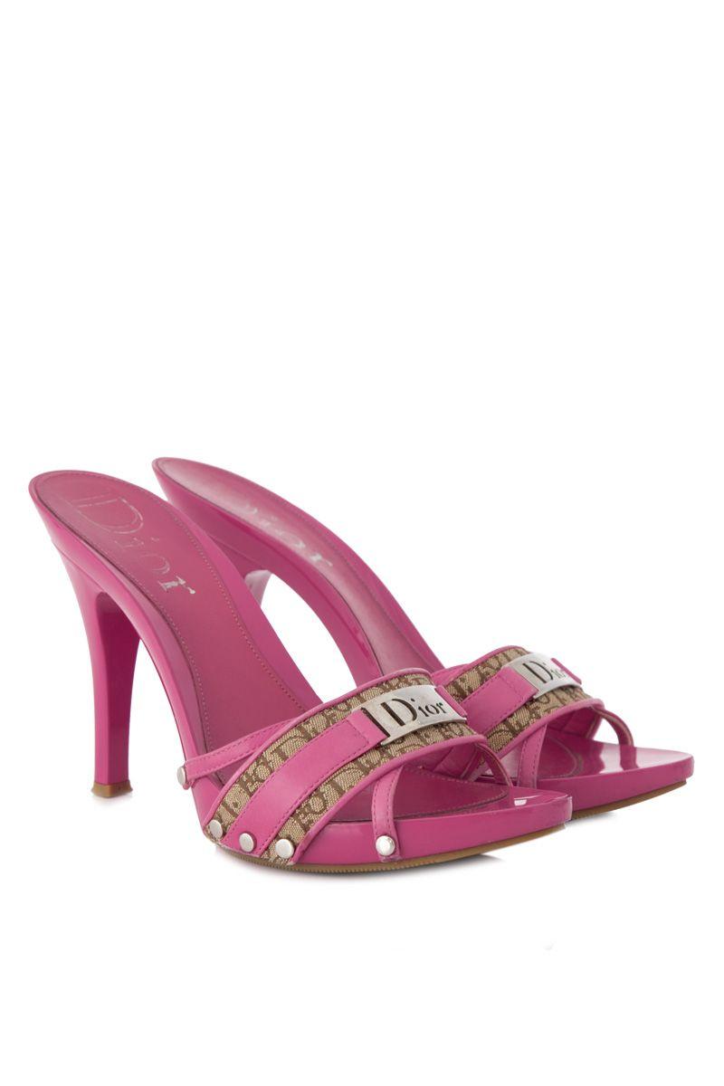Pre-Owned Christian Dior Heels | LePrix