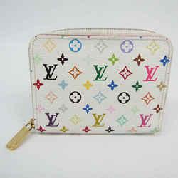 Louis Vuitton Monogram Multicolore Zippy  CoinPurse M66548 Women's Mono BF530716