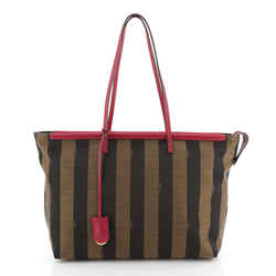 Pequin Roll Tote Canvas Large