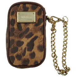 Michael Kors | Leather Cellphone Wristlet