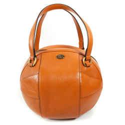 Gucci - New - Basketball 2019 Runway Handbag - Medium - Tan Leather Ophidia Bag