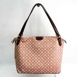 Louis Vuitton Monogram Idylle Ballard MM M40572 Shoulder Bag Sepia BF520994