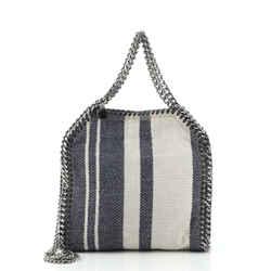Falabella Fold Over Crossbody Bag Printed Fabric Mini