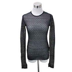 Ralph Lauren Black Knit Sweater sz 4