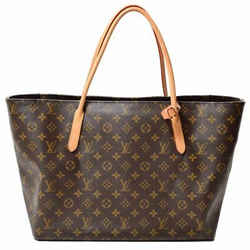 Auth LOUIS VUITTON Monogram Raspail PM Tote Reservoir Bag