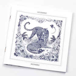 "SPRING/SUMMER 2016 ""LE CARRE HERMES"" JAPANESE H SCARF BOOK CATALOG"