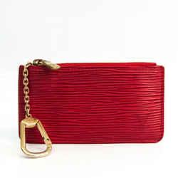 Louis Vuitton Epi Pochette Cles M6380E Women's Epi Leather Coin Purse/c BF533541