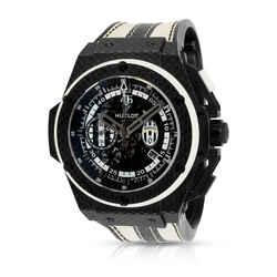 Hublot King Power Juventus 716.QX.1121.VR.JUV13 Men's Watch in  Carbon Fiber