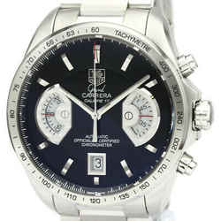 Polished TAG HEUER Grand Carrera Calibre 17 RS Automatic Watch CAV511A BF534915