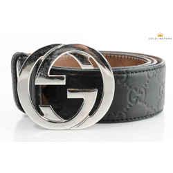 Gucci GG Interlocking Belt Size 32
