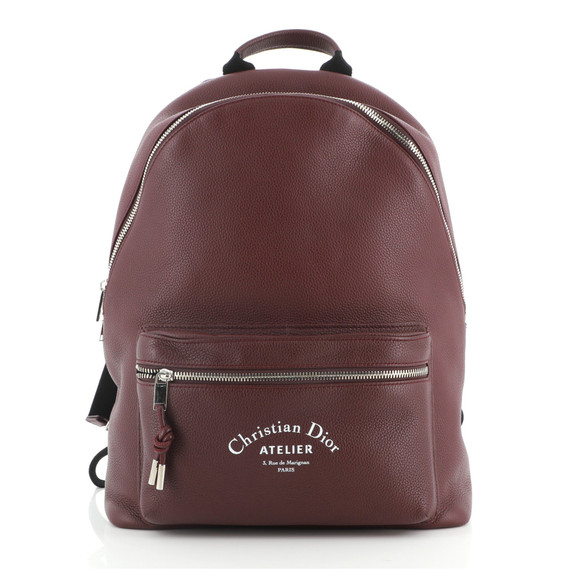 Rider Backpack Leather Large