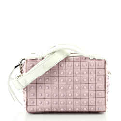 Don Gommino Shoulder Bag Studded Leather Micro