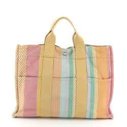 Fourre Tout Handbag Multicolor Toile MM