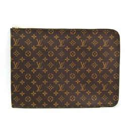 Louis Vuitton Monogram Poche Document M53456 Women's Briefcase Monogram BF502908