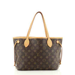 Neverfull Tote Monogram Canvas PM