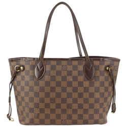 Louis Vuitton Damier Ebene Neverfull PM Tote Bag 225lvs714