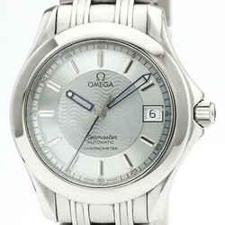Polished OMEGA Seamaster 120M Chronometer Steel Automatic Watch 2501.31 BF515533